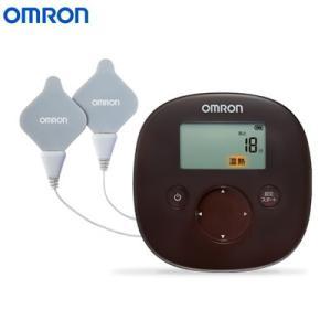 オムロン 温熱低周波治療器 HV-F320-BW ブラウン【80サイズ】|emon-shop