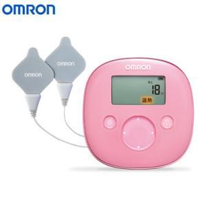 オムロン 温熱低周波治療器 HV-F320-PK ピンク【80サイズ】|emon-shop