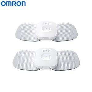オムロン コードレス 低周波治療器 マイクロカレント 筋疲労回復 HV-F602T【60サイズ】