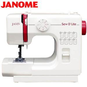 ジャノメ ミシン 電動ミシン JA525 JANOME【120サイズ】|emon-shop