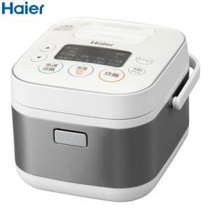 ハイアール 3合炊き マイコンジャー 炊飯器 Haier Joy Series JJ-M31D-W ホワイト【80サイズ】|emon-shop