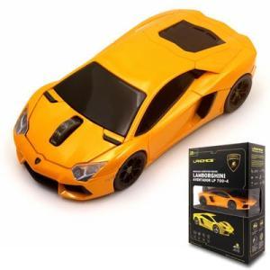 LANDMICE Lamborghini LP700 2.4G無線マウス 1750dpi オレンジ LB-LP700-4-OR【60サイズ】|emon-shop