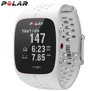 ポラール Polar M430 GPSランニングウォッチ 活動量計 M430-WH ホワイト【60サイズ】 emon-shop