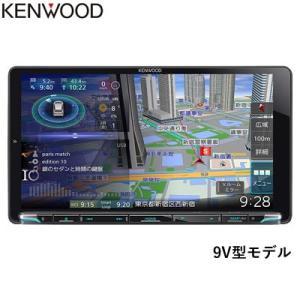 ケンウッド カーナビ 彩速ナビ HD 地デジ 9V型モデル MDV-M906HDL【120サイズ】|emon-shop