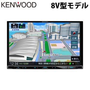 ケンウッド MDV-S707L 大画面 8V型 カーナビ 彩速ナビ TypeS 地デジ【100サイズ】|emon-shop