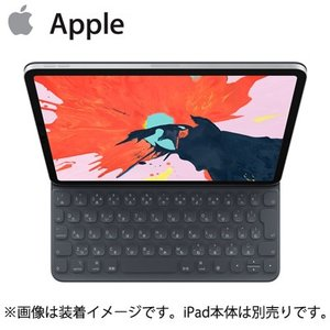 Apple 11インチ iPad Pro用 スマートキーボードフォリオ Smart Keyboard...