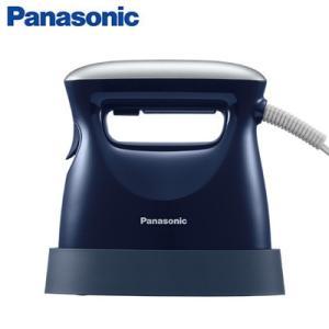パナソニック 衣類スチーマー アイロン NI-FS550-DA ダークブルー【80サイズ】