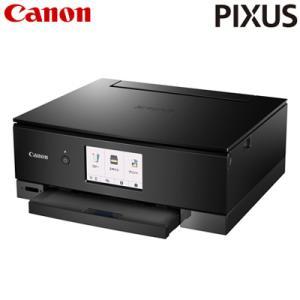 キヤノン インクジェットプリンター PIXUS TS8430 ピクサス PIXUSTS8430BK ブラック CANON【120サイズ】|emon-shop