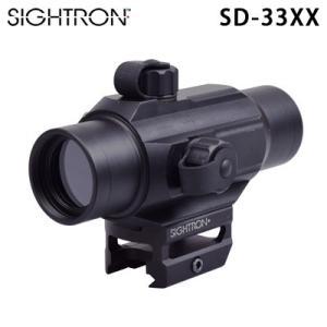 サイトロン 実銃対応 ダットサイト SD-33XX 完全防水 R705【60サイズ】|emon-shop