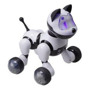 キヨラカ ロボット犬 歌って踊ってわんわん 音声認識ロボット RI-W01【80サイズ】|emon-shop