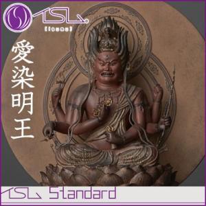 イSム Standard 愛染明王 あいぜんみょうおう 仏像フィギュア イスム Standard-003031【80サイズ】|emon-shop