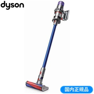 ダイソン 掃除機 コードレスクリーナー サイクロン式 Dyson V11 Fluffy Origin SV15FF ニッケル/アイアン/ブルー【160サイズ】|emon-shop