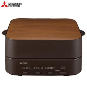 三菱 ブレッドオーブン トースター 1枚焼き コンパクト TO-ST1-T【80サイズ】|emon-shop