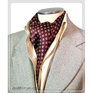 色:臙脂色系 素材:100%シルク サイズ(約):26cm×160cm 中国製  シルク生地で両面縫...