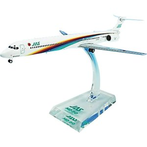 JAL/日本航空 JAS MD-90 3号機 ダイキャストモデル 1/200スケール BJE3036