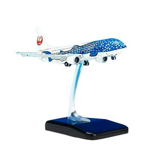 JAL/日本航空 JTA 737-400 ジンベエジェット 1/500スケール BJE3022