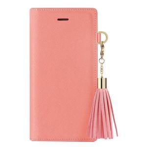 dreamplus iPhone8Plus/7Plus Tassel Jacket ピンク|emonolife