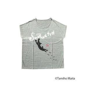 スクラッチ Tシャツ スクラッチ(グレー) M-SCRATTGA|emonolife