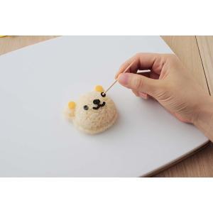 キャラ弁 グッズ くまさん と なかまたち おにぎり セット お弁当 カッター おにぎり レシピ 型抜き 弁当 ランチ パンダ おむすび キャラクター|emonostore|06