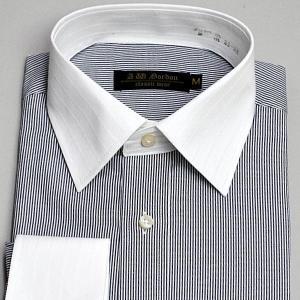 ワイシャツ クレリック 長袖 3枚組 emperormart