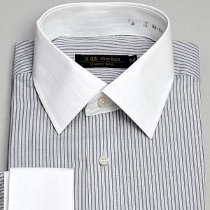 ワイシャツ クレリック 長袖 emperormart