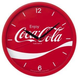 SEIKO セイコー 掛け時計 アメリカン カジュアル インテリア コカ コーラ 限定品 赤 白 レッド ホワイト AC601R【お取り寄せ】|empire-clock