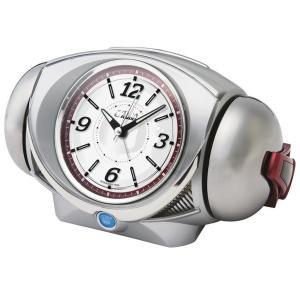 SEIKO セイコー 目覚まし時計 キャラクター ウルトラ RAIDEN ライデン 大音量 クオーツ ウルトラマン CQ141S【お取り寄せ】|empire-clock