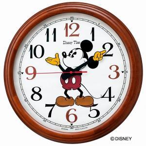 SEIKO セイコー 掛け時計 ディズニー 壁掛け 電波 FW582B 直径50cm ミッキー&フレンズ キャラクター スイープ おしゃれ かわいい【お取り寄せ】|empire-clock