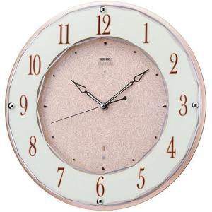 SEIKO セイコー 掛け時計 スタンダード EMBLEM エムブレム 電波 HS524A【お取り寄せ】|empire-clock