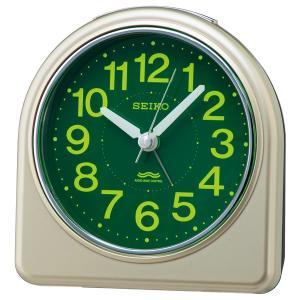 SEIKO セイコー 目覚まし時計 スタンダード 置き時計 KR332G スタンダード セイコー置き時計おしゃれ 【お取り寄せ】|empire-clock