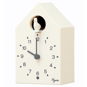 SEIKO セイコー かっこう時計 PYXIS ピクシス アナログ 報時 プラスチック枠 NA610W【お取り寄せ】|empire-clock