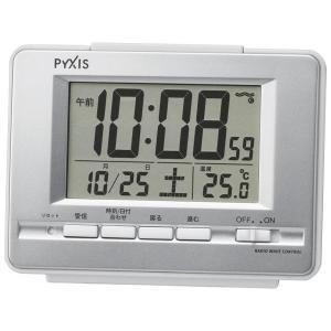 SEIKO セイコー 目覚まし時計 電波 デジ...の関連商品4