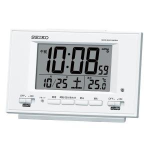 SEIKO セイコー 目覚まし時計 自動点灯 ...の関連商品2