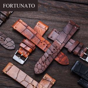 時計 ベルト 腕時計 バンド FORTUNATO フォルトゥ...