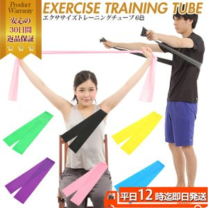 ストレッチ ストレッチチューブ トレーニング