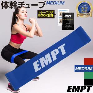 体幹トレーニング ストレッチ ブルー empt