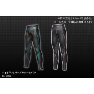 ネコポス選択可 ミズノ mizuno バイオギア BG5000 ロングタイツ A60BP300 メンズ ランニング ジョギング ウォーキング スポーツタイツ|ems-sports1|03