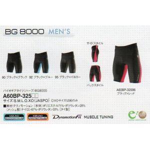 ネコポス選択可 ミズノ mizuno バイオギア BG8000 ハーフタイツ A60BP325 メンズ ランニング ジョギング ウォーキング スポーツタイツ|ems-sports1
