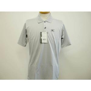 ネコポス選択可 ミズノ mizuno 半袖レイヤードシャツ 98004シルバー メンズ|ems-sports1