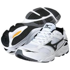 ミズノ mizuno マキシマイザー 16 K1GA140009 ホワイト×ブラック メンズ ランニングシューズ ジョギング シューズ|ems-sports1