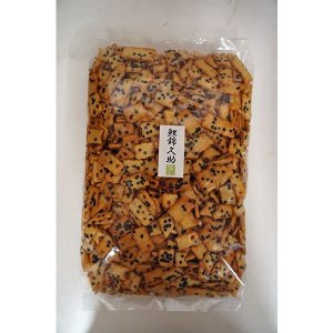 保育園のおやつ 非常食用 備蓄用 訳あり 人気 せんべ おかき 鯉錦久助 1kg
