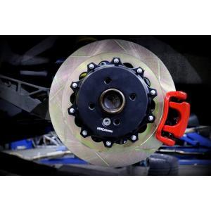 MINI R55.R56.R57.R58.R59 325mm 2ピース リアビックローターSET HHC BRAKES|emusengineering