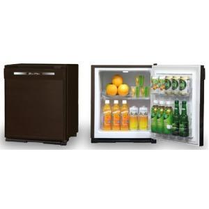 【三菱電機】ペルチェ式冷蔵庫:グランペルチェ:RK-41B-K(右開き)