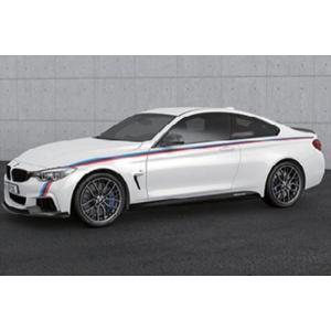☆BMW純正☆BMW M Performance モーター・スポーツ・ストライプ 4シリーズ(F32...
