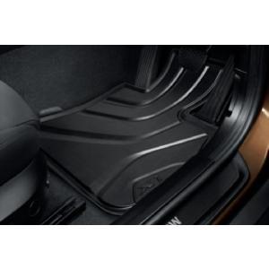 ☆BMW純正☆オールウェザー・フロアマット ブラック X1(F48) 右ハンドル車用 en-and-company