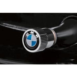 ☆BMW純正☆BMW エア・バルブ・キャップ (BMWロゴ)
