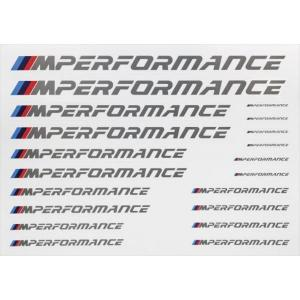 ☆BMW純正☆BMW M Performance ステッカー・セット|en-and-company