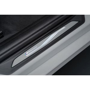 ☆BMW純正☆BMW M Performance LEDエントランス・カバー フロント・セット (F20/F30/F31/F34/F36/F80)|en-and-company