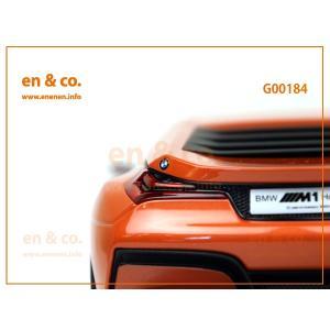 ☆BMW純正☆BMW M1 Hommage ミニカー 1/18スケール ミニチュアカー (純正品/新品)|en-and-company|03