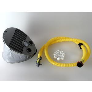 フットポンプ(5リットル) 圧力計内蔵 Bravo7M|ena-com